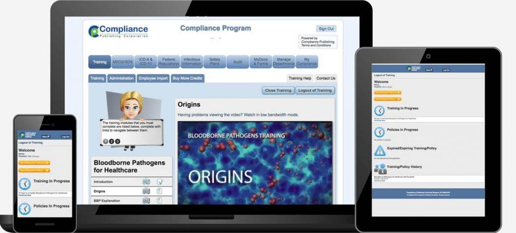On-Demand OSHA Compliance & HIPAA Training